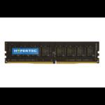 Hypertec HP equivalent DDR4 4 GB DIMM 288-pin 2400 MHz / PC4-19200 1.2 V unbuffered non-ECC