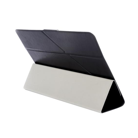 "Silver Sanz 19384 funda para tablet 20,3 cm (8"") Folio Negro"