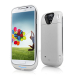 "iWALK Galaxy S4 Power Case WHITE 5"" Mobile phone cover White"