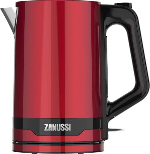 Zanussi ZEK-1240-RD electric kettle 1.7 L 2200 W Black, Red