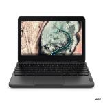 """Lenovo 100e Chromebook 29.5 cm (11.6"""") HD AMD 3000 4 GB DDR4-SDRAM 32 GB eMMC Wi-Fi 5 (802.11ac) Chrome OS Grey"""