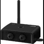 Monacor WSA-24R audio switch Black