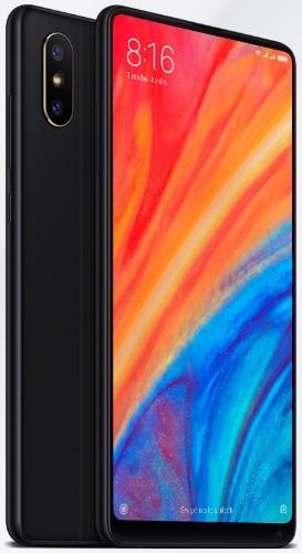 """Xiaomi Mi MIX 2S 15.2 cm (5.99"""") 6 GB 128 GB Dual SIM Black 3400 mAh"""
