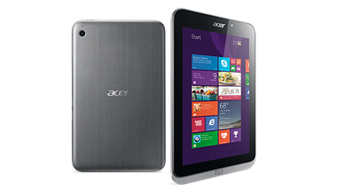 Acer Iconia W4-820P 64GB 3G Silver