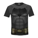 DC COMICS Batman vs Superman: Dawn of Justice Kids Boy Batman Costume T-Shirt, 8/128, Multi-Colour (CDB014BVS-