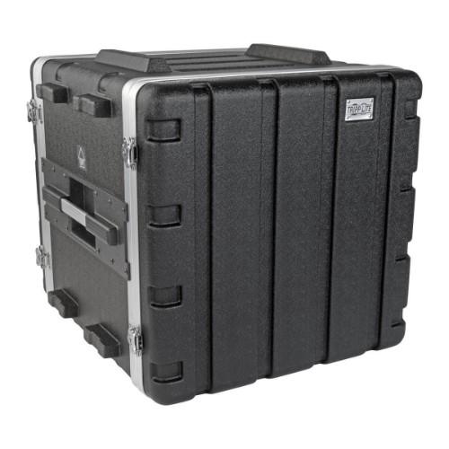 Tripp Lite 10U ABS Server Rack Equipment Flight Case for Shipping & Transportation