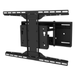 "Peerless SP850-UNL TV mount 2.03 m (80"") Black"