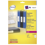 Avery L7172-25 self-adhesive label White 450 pc(s)