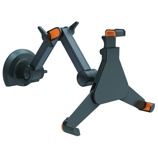 VALUE HOLDER FOR IPAD/EBOOK/TABLET, WALL- / UNDER CABINET MOUNT 4 JOINTS