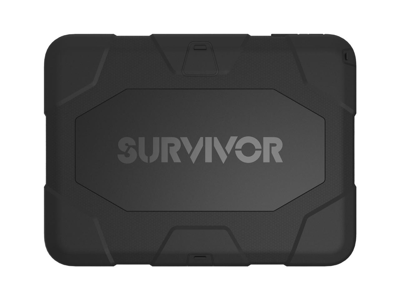 Griffin Samsung Galaxy Tab 4 10.1 Survivor Case - Black (GB39915)