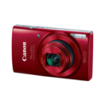 "Canon PowerShot ELPH 190 IS Compact camera 20MP 1/2.3"" CCD 5152 x 3864pixels Red"