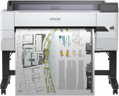 Epson SureColor SC-T5400 large format printer Colour 2400 x 1200 DPI Inkjet A1 (594 x 841 mm) Ethernet LAN Wi-Fi