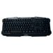 POWERCOOL (KB-768) Wired LED Illuminated Gaming Keyboard, USB, Multiple LED Colours, Retail