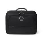 "Dicota Eco Multi Twin SELECT 14-15.6 39.6 cm (15.6"") Messenger case Black"