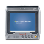 "Intermec Thor CV31 6.5"" 640 x 480pixels Touchscreen 1650g Black,Grey handheld mobile computer"