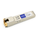 Add-On Computer Peripherals (ACP) J8177D-AO network transceiver module Copper 1000 Mbit/s SFP