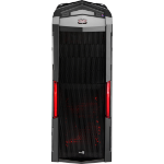 Aerocool Strike-X Xtreme Midi-Tower Black computer case