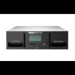 Tandberg Data NEOxl 40 tape auto loader/library 3U Black
