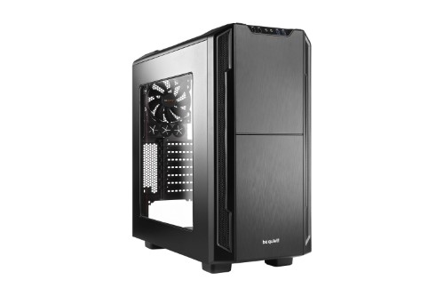 be quiet! Silent Base 600 Midi ATX Tower Black