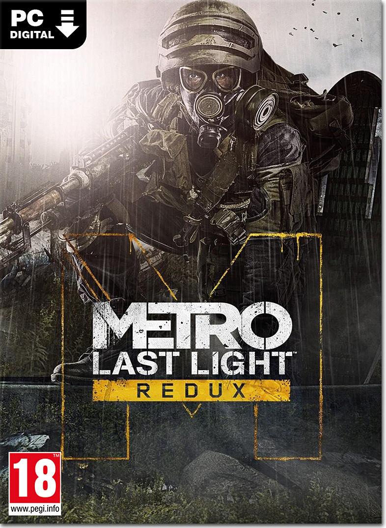 Nexway Metro: Last Light Redux vídeo juego PC/Mac/Linux Remastered Español
