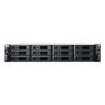 Synology RackStation RS2421RP+ NAS/storage server Rack (2U) Ethernet LAN Black V1500B