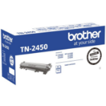 Brother TN-2450 Mono Laser Toner- Standard, HL-L2350DW/L2375DW/2395DW/MFC-L2710DW/2713DW/2730DW/2750DW up to