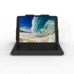 ZAGG ID9RMK-BBF toetsenbord voor mobiel apparaat QWERTY Zwart Bluetooth