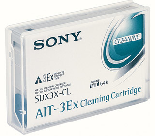 Sony Cleaning tape for AIT-3Ex drives