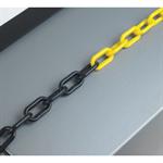 FSMISC 25M 8MM THCK PLASTIC CHAIN B/Y 360060079