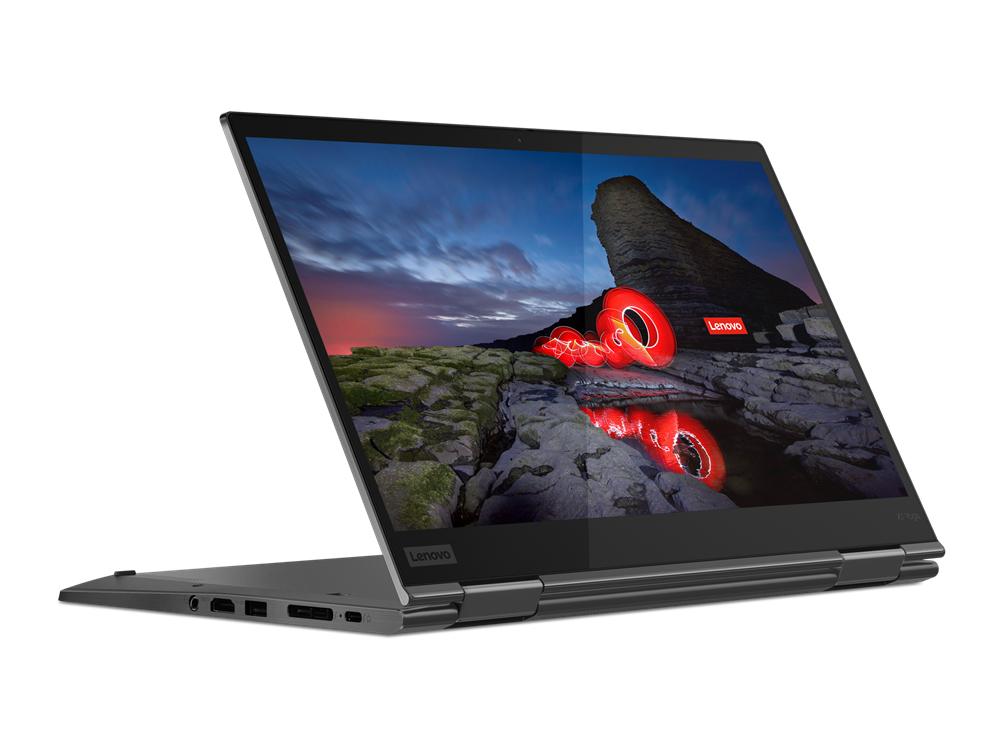 "Lenovo ThinkPad X1 Yoga Ultraportátil Gris 35,6 cm (14"") 1920 x 1080 Pixeles Pantalla táctil Intel® Core™ i5 de 10ma Generación 8 GB LPDDR3-SDRAM 256 GB SSD Wi-Fi 6 (802.11ax) Windows 10 Pro"
