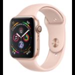 Apple Watch Series 4 reloj inteligente Oro OLED GPS (satélite)