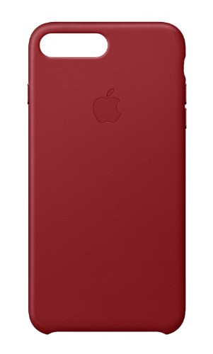 "Apple MQHN2ZM/A mobile phone case 14 cm (5.5"") Skin case Red"