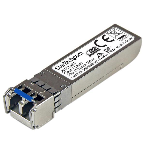 StarTech.com Módulo Transceptor SFP+ Comaptible con HP J9151A - 10GBASE-LR