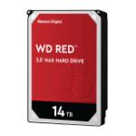"Western Digital WD Red NAS Hard Drive 3.5"" 14000 GB Serial ATA"