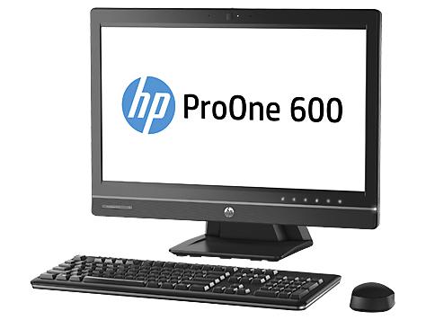 "HP ProOne 600 G1 3.5GHz i3-4150 21.5"" 1920 x 1080pixels Silver"
