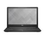 "DELL Vostro 3568 Zwart Notebook 39,6 cm (15.6"") 1366 x 768 Pixels 2,7 GHz Zevende generatie Intel® Core™ i3 i3-7130U"