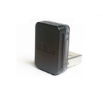 RF IDeas pcProx smart card reader Black USB 2.0