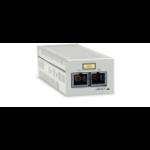 Allied Telesis AT-DMC100/SC-90 network media converter 100 Mbit/s 1310 nm Multi-mode Grey