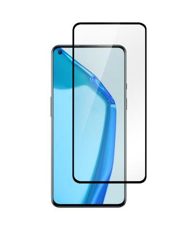 eSTUFF Black Full Cover, Full Glue Clear screen protector OnePlus 1 pc(s)