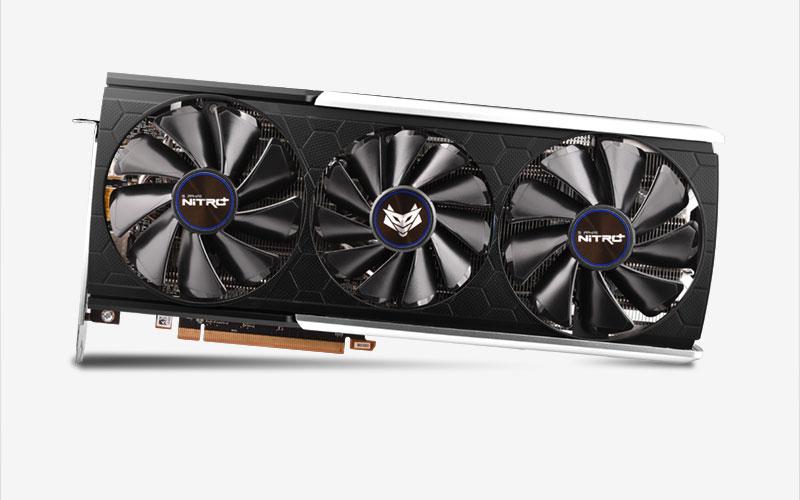 Sapphire NITRO+ 11293-10-40G graphics card NVIDIA Radeon RX 5700 XT 8 GB GDDR6