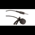 Chord Electronics 171.969UK microphone Black Lavalier/Lapel microphone