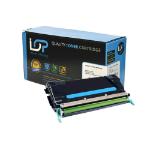 Click, Save & Print Remanufactured Lexmark C5342CX High Yield Cyan Toner Cartridge