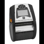Zebra QLn320 Direct thermal Mobile printer 203 x 203DPI Black