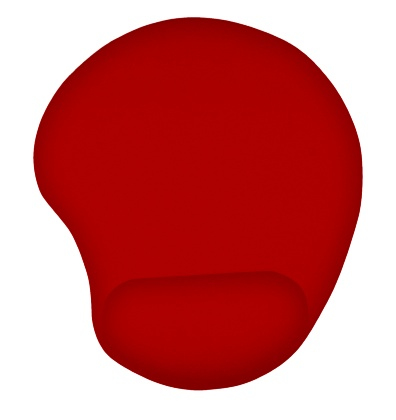 Trust 20429 mouse pad Red
