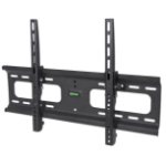 "Manhattan Monitor/TV Wall Mount (tiltable), 1 screen, 37-70"", Vesa 200x200 to 600x400mm, 75kg, Black, Box"