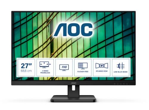 AOC E2 27E2QAE computer monitor 68.6 cm (27