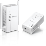Trendnet TPL-430APK PowerLine-router White