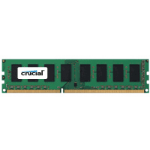 Crucial PC3-12800 memory module 4 GB DDR3 1600 MHz