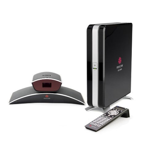 Polycom HDX 6000 View video conferencing system Ethernet LAN
