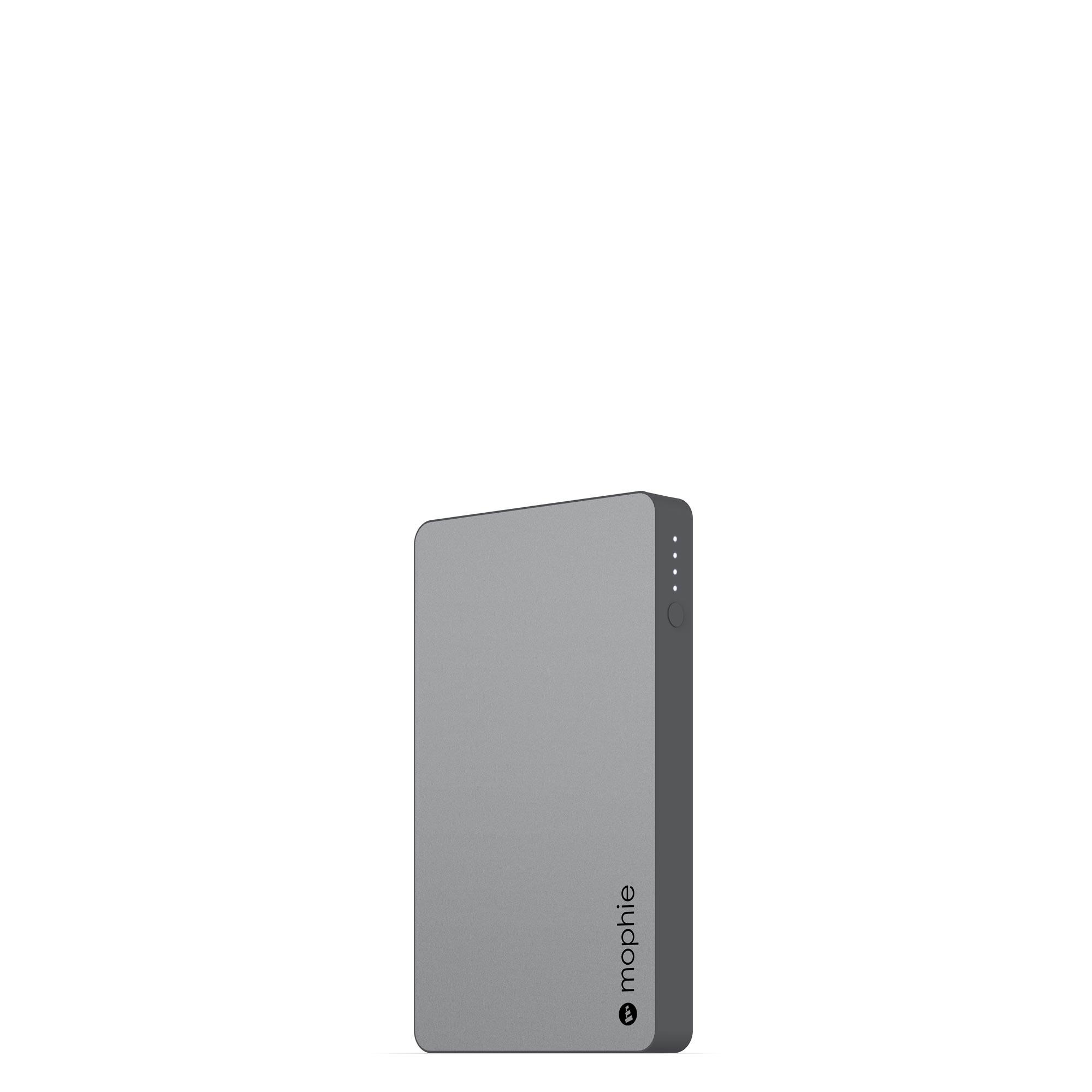 mophie Powerstation batería externa Gris 5050 mAh